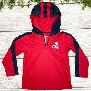 NEW Alabama 3T Boys Red Jersey Knit Hoodie